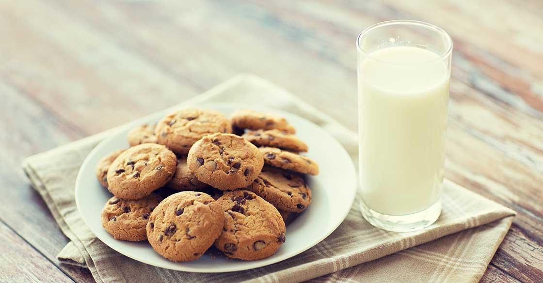 Recette minceur de cookies aux flocons d'avoine