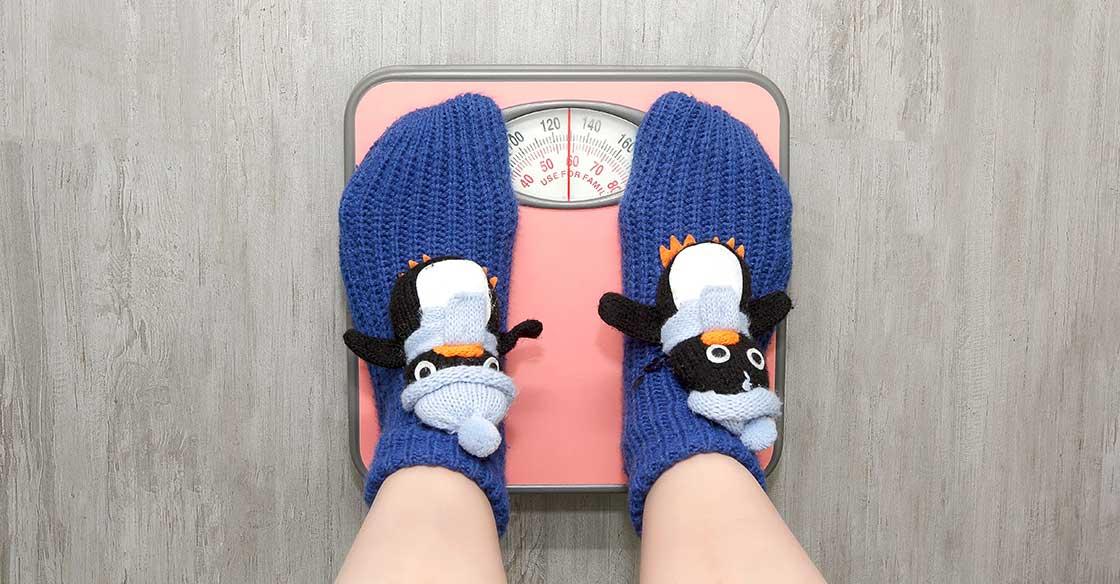 Perdre du poids en hiver