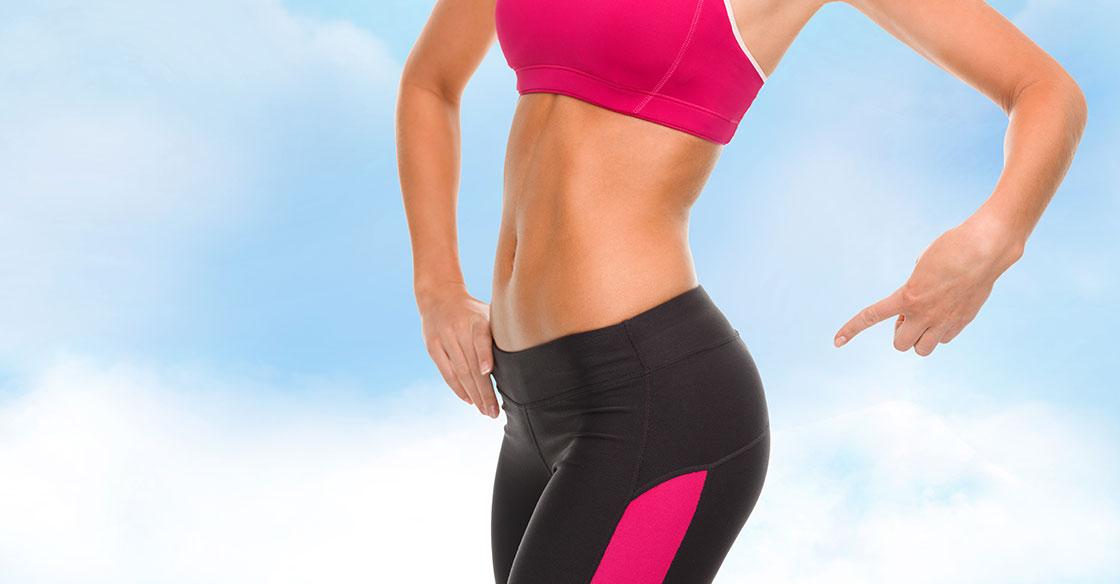 Exercices pour sculpter le ventre et les fesses