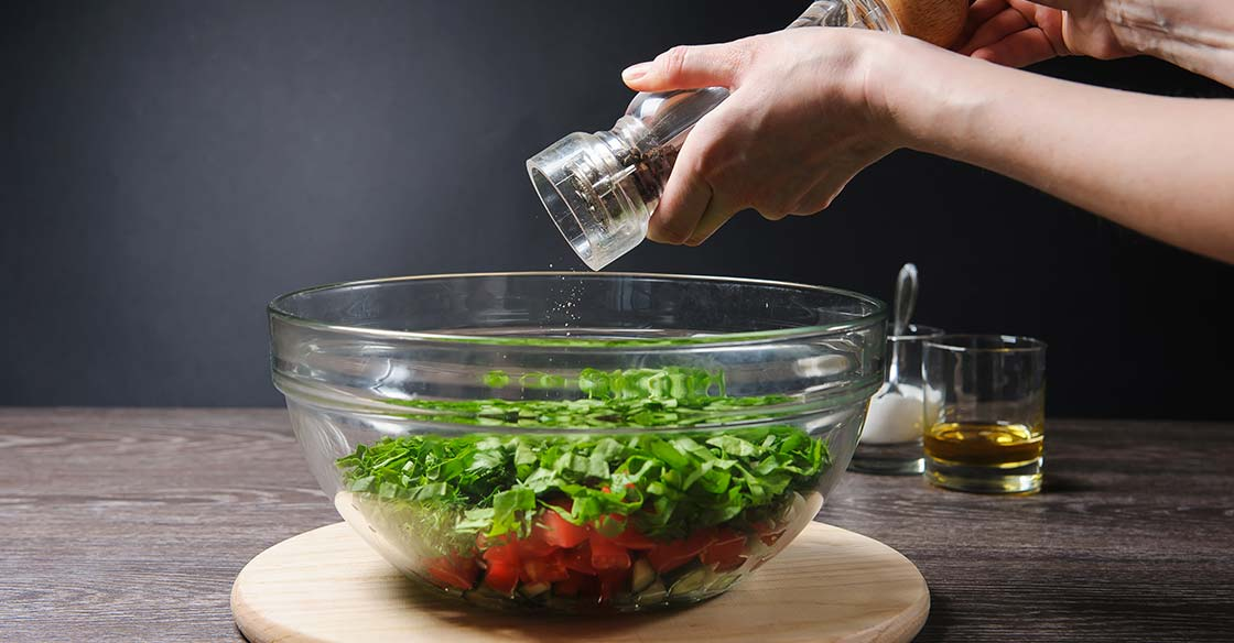 ajouter du goût à vos plats minceur