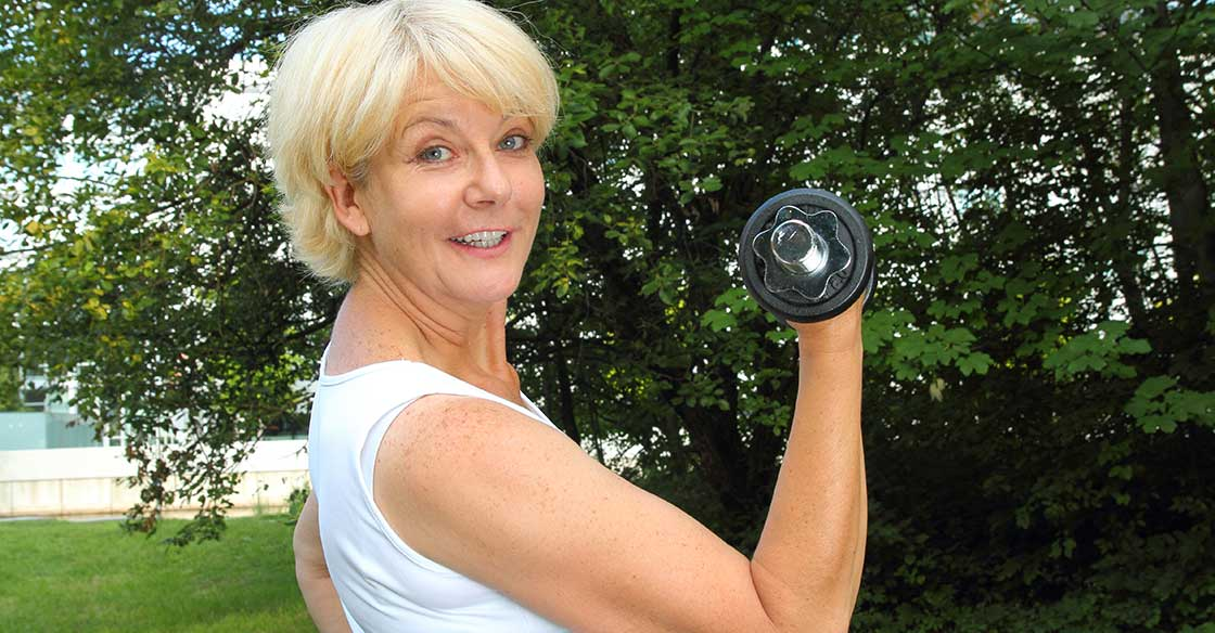 exercices pour prévenir l'ostéoporose